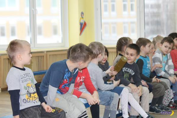 Патриотическое воспитание с детского сада?