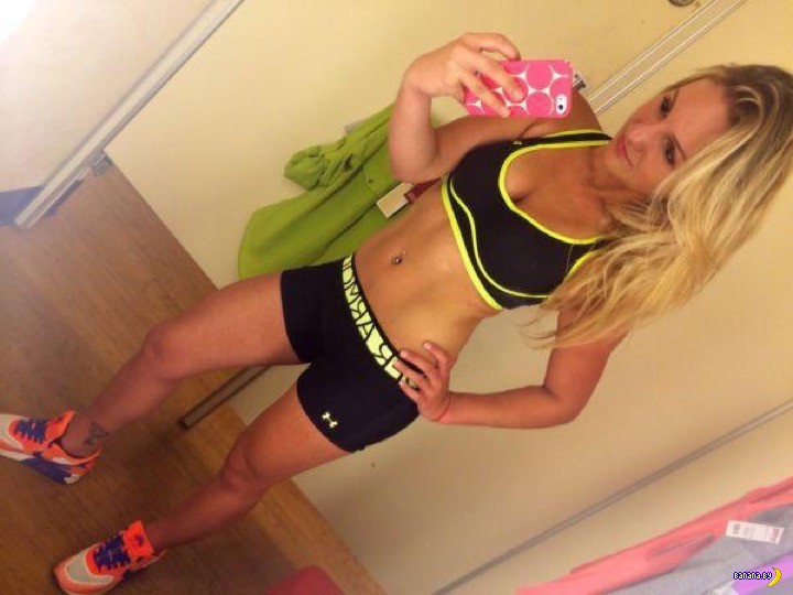Спортивные девушки - 13