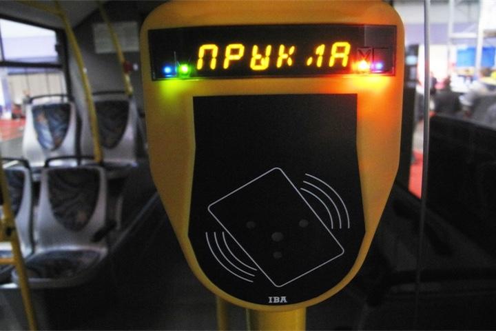 Вопрос про бесконтактные проездные в Минске