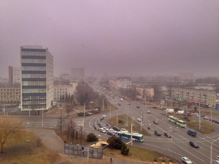 Погода: аномальное тепло в Беларуси