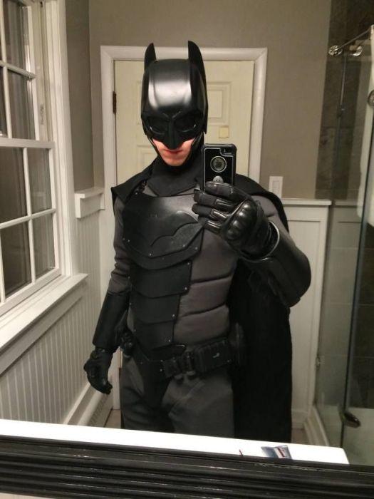 Сам себе Бэтмен