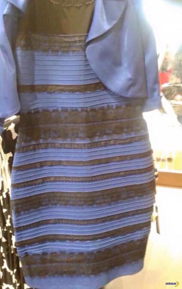 Дурдом и платье