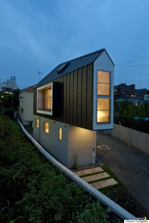 Самый японский дом в мире