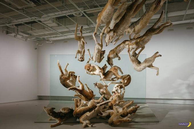 Современное искусство и Цай Гоцян