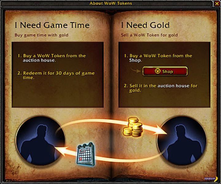 World of Warcraft и новый способ оплаты игры
