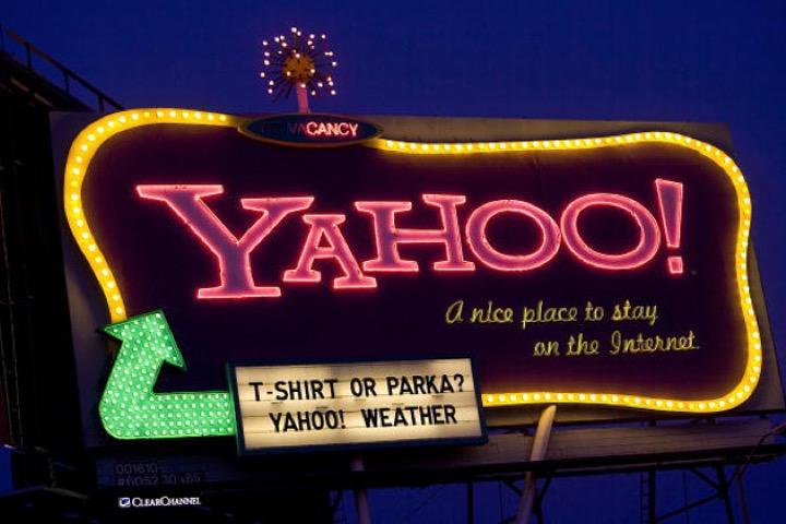 20 лет Yahoo