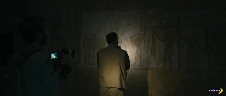 Годный ужастик: Пирамида / The Pyramid
