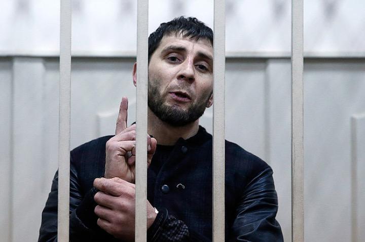 Я твой Немцов убивал!