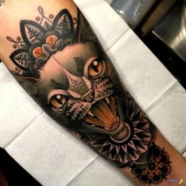Татуировки на зависть - 31