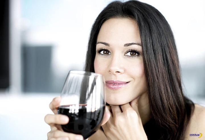 Алкоголь делает людей красивее