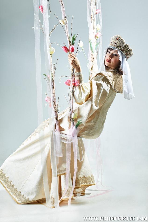 Непорочная красота - Александра Серова