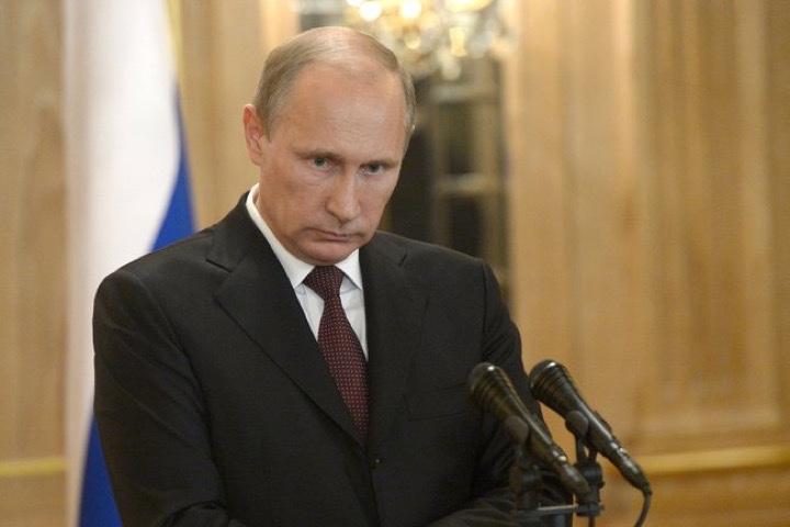 Путин умер?