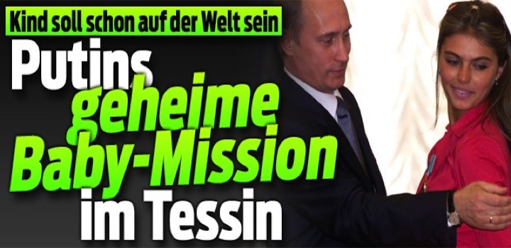Швейцарцы раскрыли секрет исчезновения Путина
