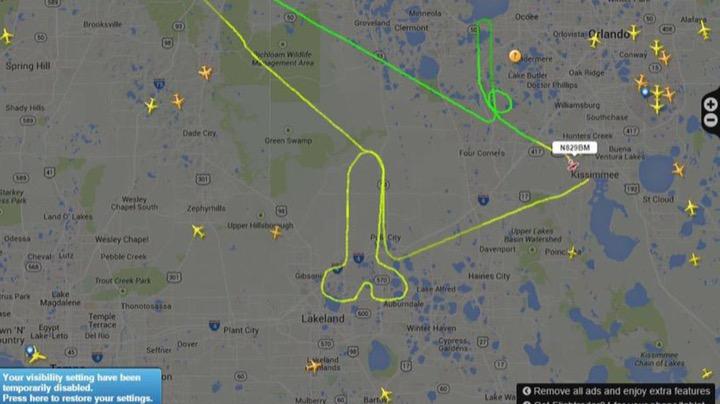 Как пилоты веселятся