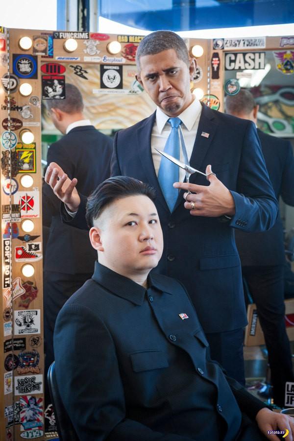 Ын и Обама наконец встретились