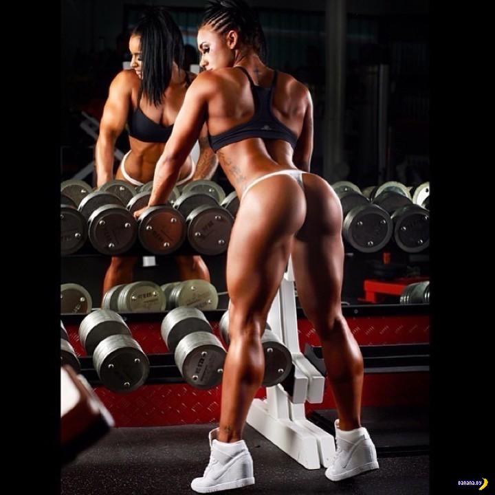 Спортивные девушки - 16