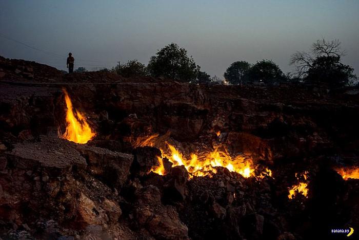 Пожар, которому 99 лет