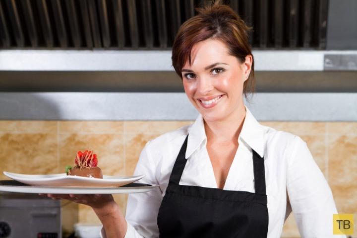 Правдивые истории официантов