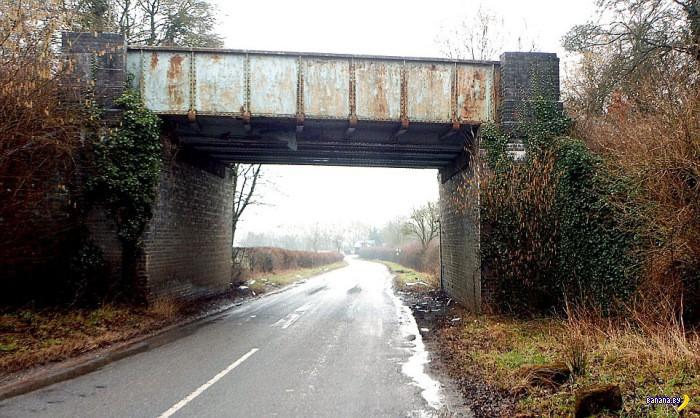 Коварный мост против автовоза