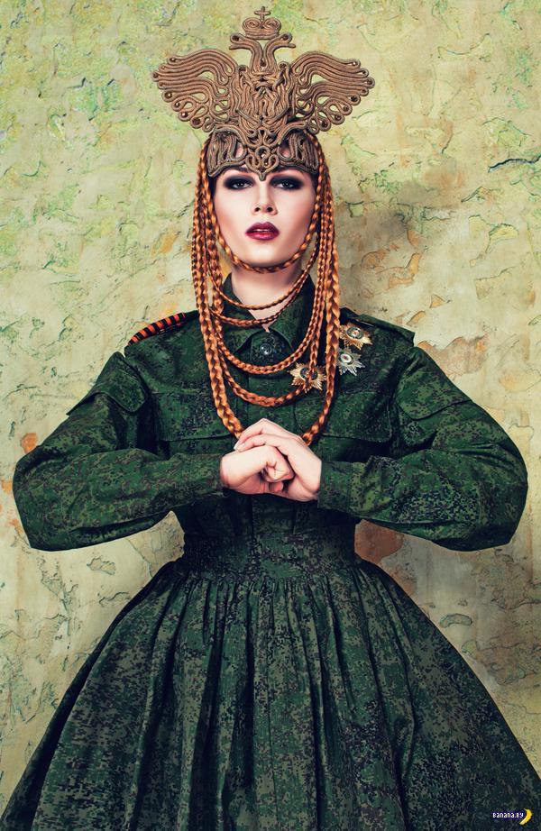 Мария Катасонова в образах