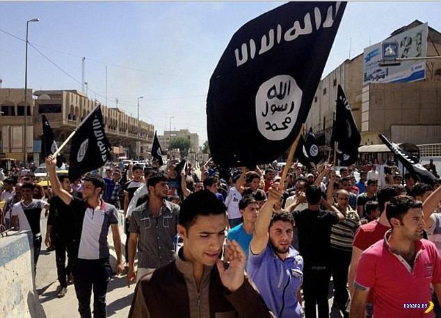 Дембеля из ИГИЛ собираются отравить Великобританию