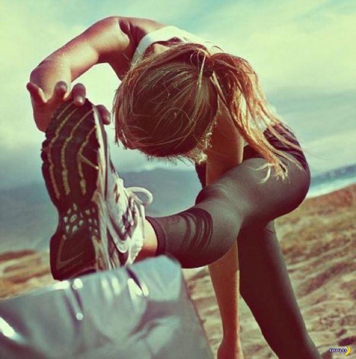 Спортивные девушки - 17