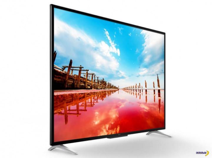 Xiaomi запускает новый телевизор