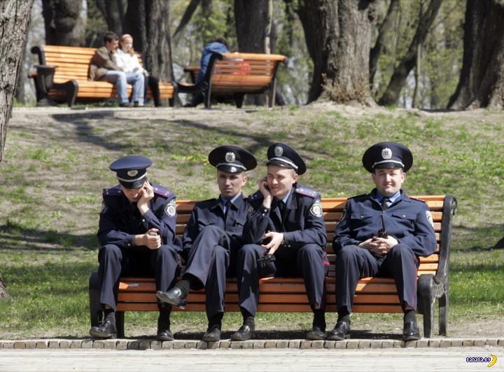 Самые коррумпированные полицейские в мире