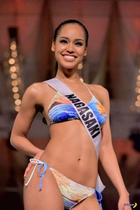 Мисс Япония 2015 расстроила японцев