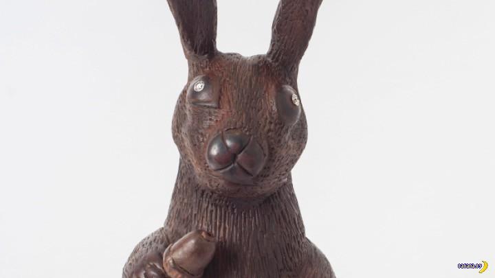 Как продать шоколадного зайца за $49,000?