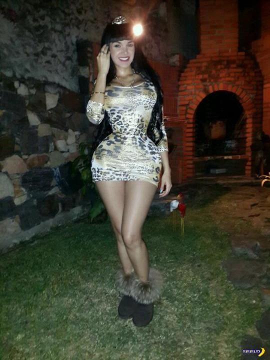 Женщина-оса из Венесуэлы