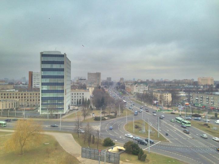 """Погода: сегодня """"оранжевый"""" ветер"""