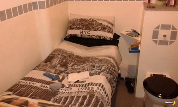 Тюремные фото из Англии возмутили граждан