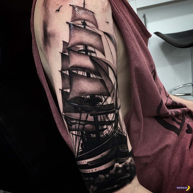 Татуировки на зависть - 32 - Drew APicture