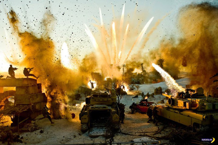 Как именно взрыв убивает человека?