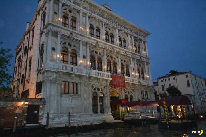 Какая связь между Венецией и казино?