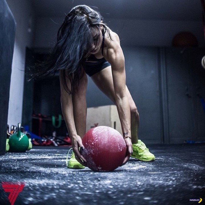 Спортивные девушки - 18