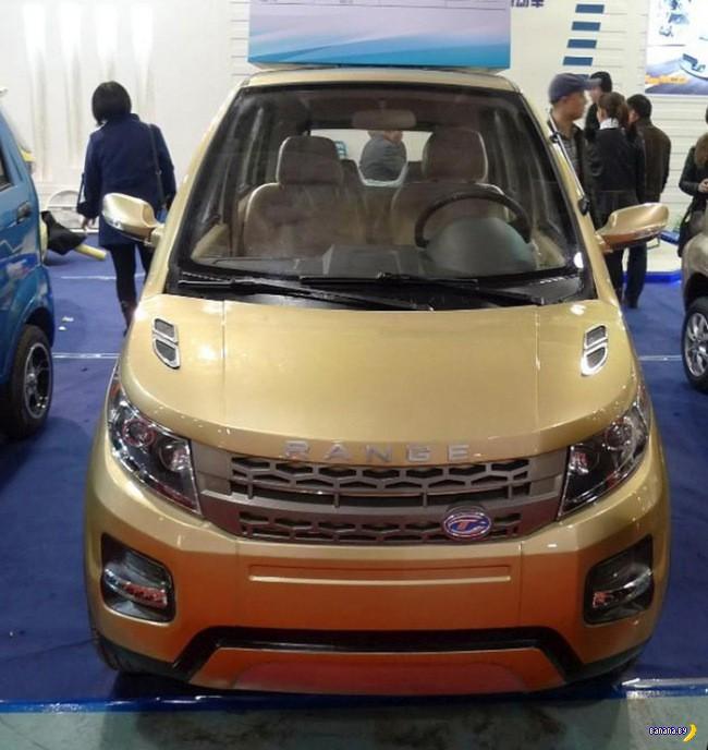 Если на Range Rover не хватило...
