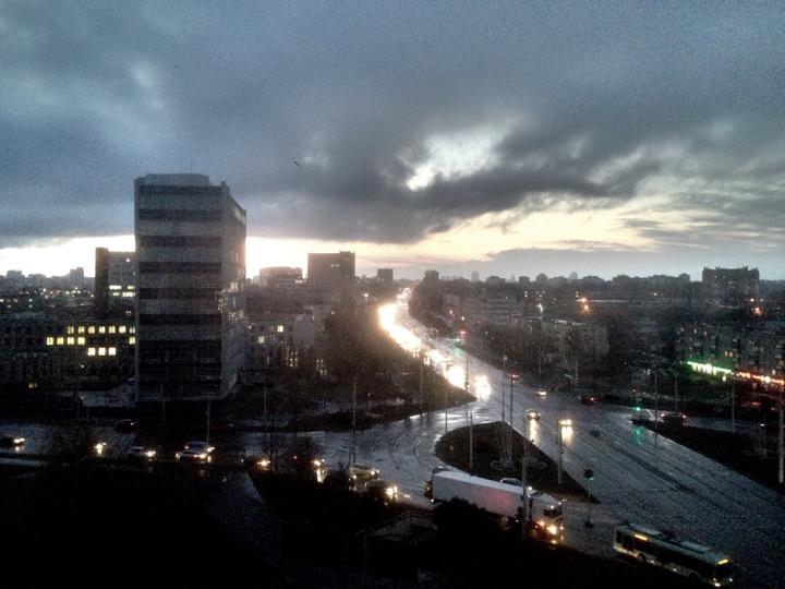 Погода: неустойчивость