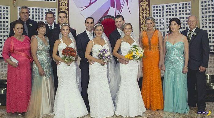 Ксерокс и невесты