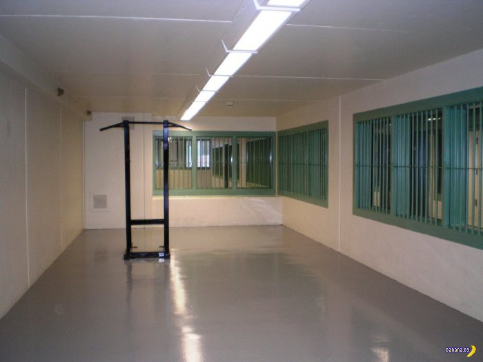 Американская тюрьма особого режима