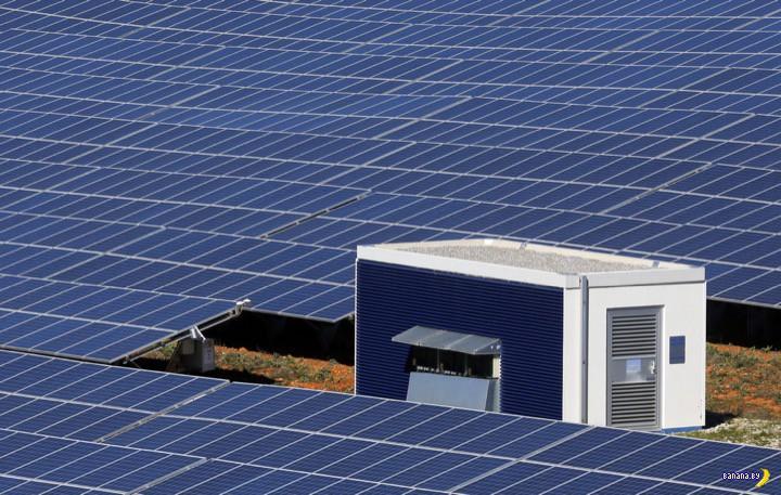 Солнце и Solar France