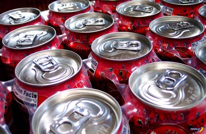 Диетические напитки всё же ведут к ожирению