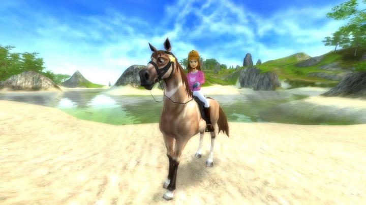 Про игры и лошадок