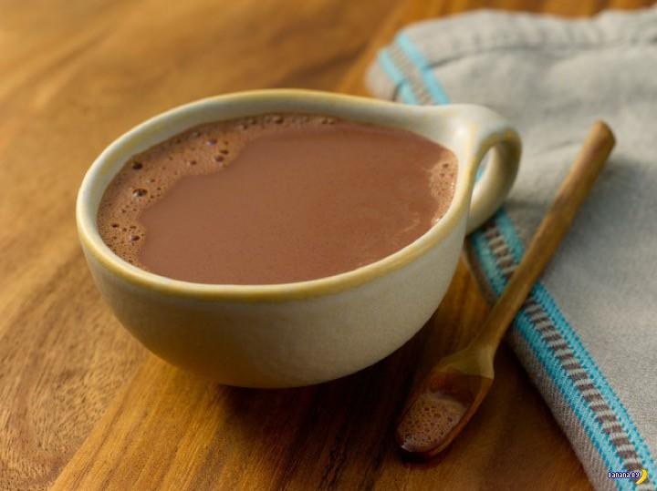 Бабушкино какао может убивать!