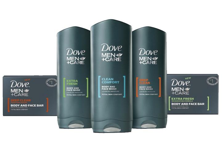 Dove дезодорант