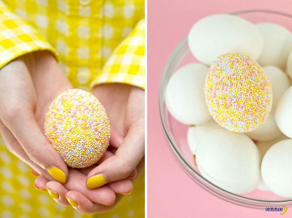 Идеи декора яиц к Пасхе