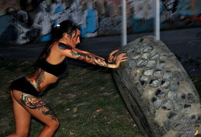 Татуировки на зависть - 33 - Девахи!