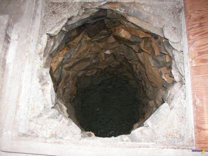Странная находка в подвале