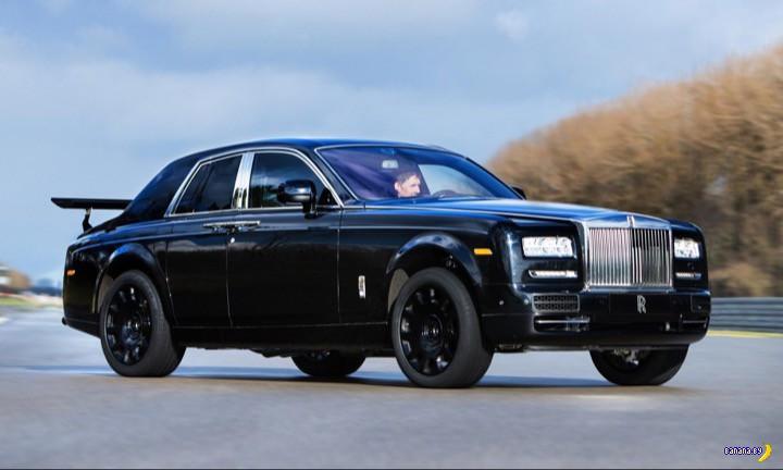 Rolls-Royce удивляет новинкой своей